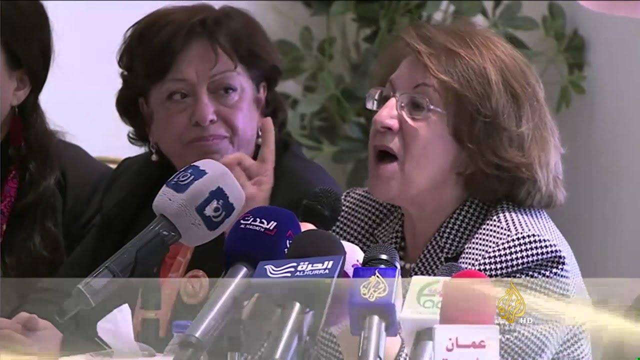 الجزيرة: حملة لمناهضة العنف ضد المرأة بالأردن