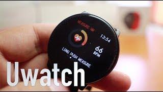 Umidigi Uwatch е красив и евтин умен часовник