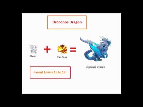how to breed legendary dragon in dragon city easy
