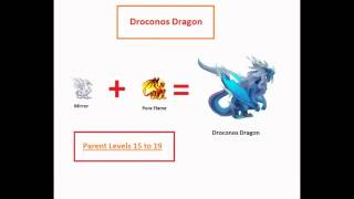 How to Breed Legendary Dragons in Dragon City New July 2015 !!!
