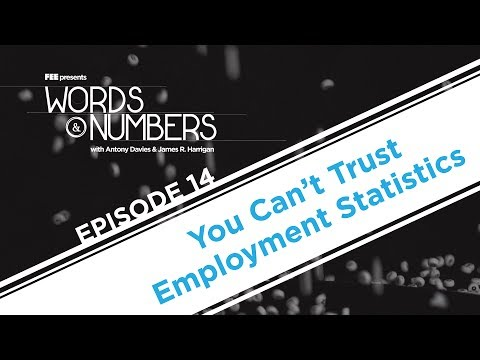 You Can't Trust Employment Statistics