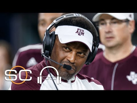 SVP warns Texas A&M board member for ripping Kevin Sumlin on Social Media | SC with SVP | ESPN
