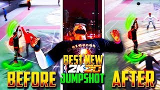 BEST JUMPSHOTS on 2K20 AFTER PATCH 8!! YOUR FAVORITE YOUTUBER DONT KNOW ABOUT!!!