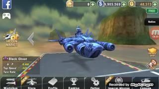 New gunship battle hack