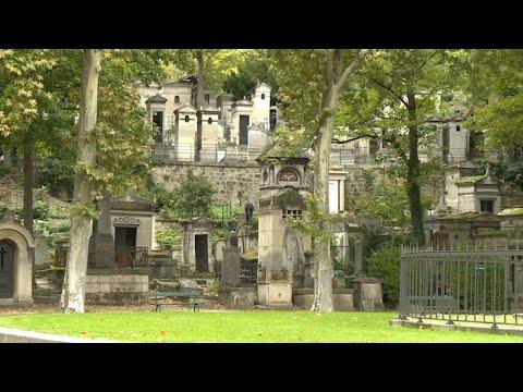 Père-Lachaise, le cimetière le plus visité au monde - Météo à la carte