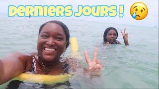 DERNIERS JOURS EN MARTINIQUE DÉBUT DU CONFINEMENT Vlog vacances