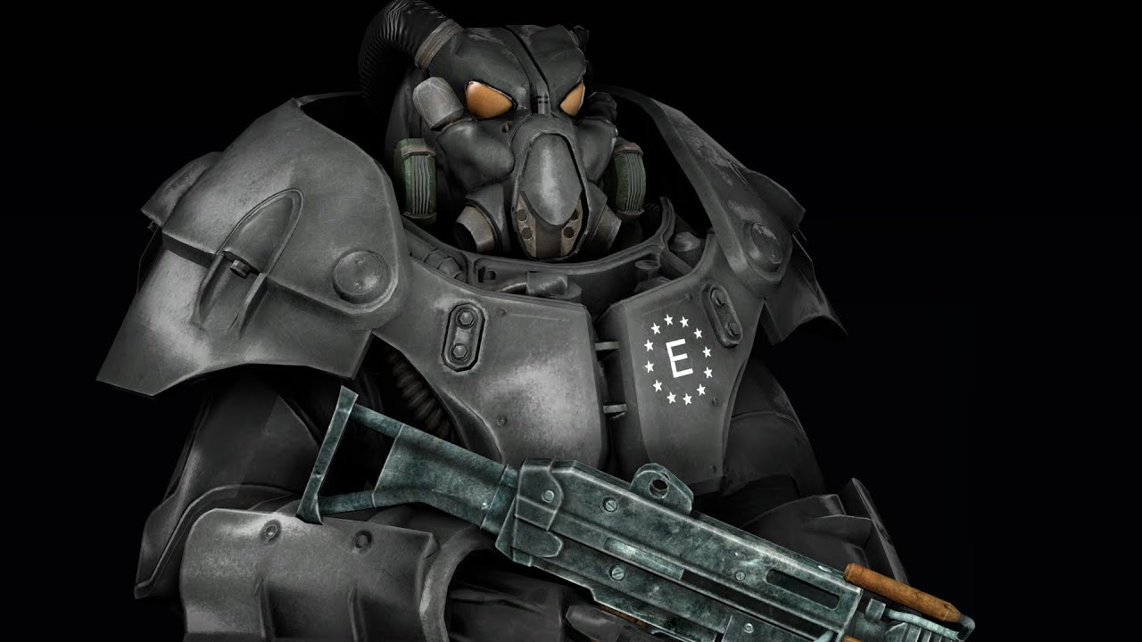 Fallout 3 Power Armor Fallout 1