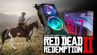 GEFORCE RTX 2070 SUPER + I7 8700 + 16GB - RED DEAD REDEMPTION 2
