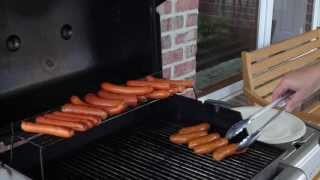 Grilling Sausage, Kielbasa And Franks With Albert's Meats