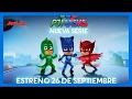 PJ Masks: Héroes en pijamas | Nueva serie - GRAN ESTRENO (LATINOAMÉRICA) | Disney Junior