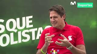 Edmilson: en exclusiva habla sobre la selección peruana, Paolo Guerrero y Neymar