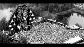 Repeat youtube video Headhunterz feat Tatu - Colors @ Mysteryland 2013