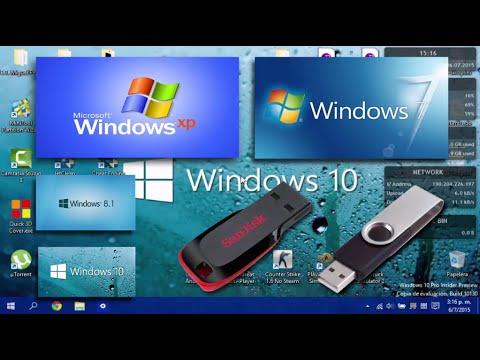 Cómo Pasar/Bootear Windows XP/7/8.1/10 Al Pendrive Fácil Y Rápido Con WinToFlash, Instalar Windows