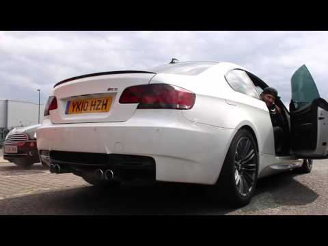 Shady Tints - BMW M3 Gets Wrapped, Tinted - First Video!