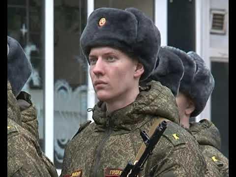 В Курске на базе одного из ведущих вузов открылся военный учебный центр