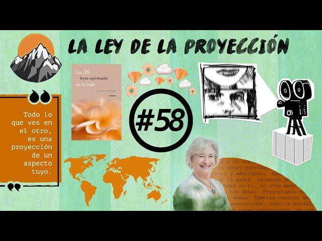 🔊 La Ley de la Proyección | Leyes espirituales #7 (PODCAST 058)
