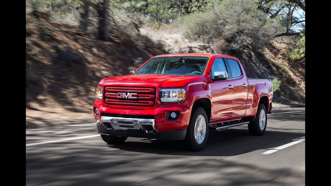 Tiny Truck 2015 Gmc Canyon Tiny Truck Highway And Offroad Acceleration Test