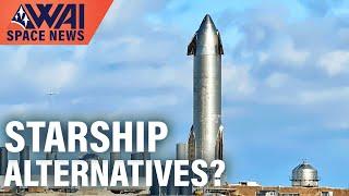 SpaceX Starship Update - Vulcan and New Glenn incoming!