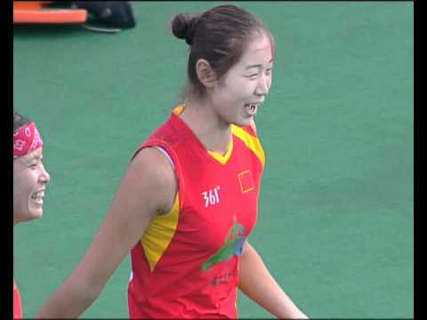 Zhao Yudiao (CHN) - FIH Player of the Year Nominee