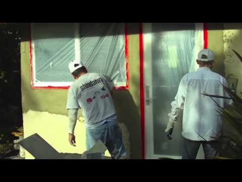 Install Stucco Step By Step Stucco Instructions