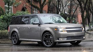 Ford Flex 2019 Car Review