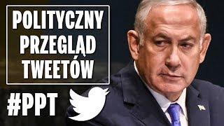 Skandaliczne słowa Pompeo, Netanyahu oraz Mitchell w Warszawie - Polityczny Przegląd Tweetów.