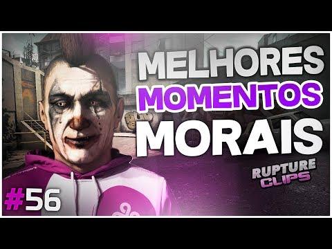 #56 MORAIS: TWITCH MELHORES MOMENTOS