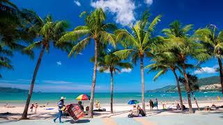 Patong beach - пляж Патонг, Пхукет, Таиланд