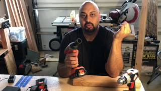 Black+Decker Impact Driver 20V Max Lithium Video Review and Accessories