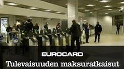 Eurocard testaa lähimaksamista Lontoon metrossa