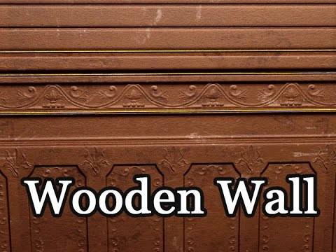 Game Assets (Request) - Wooden Wall - Part 2