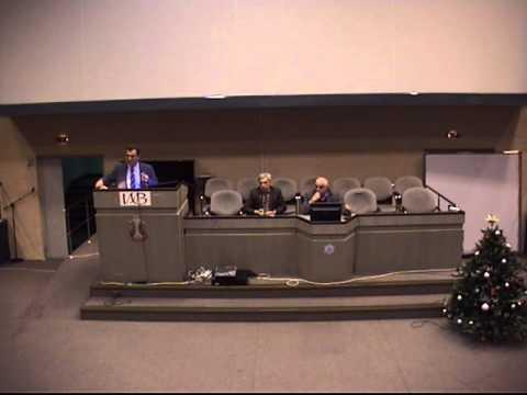 Видео заседания Московского отделения РОХ от 19 декабря 2013