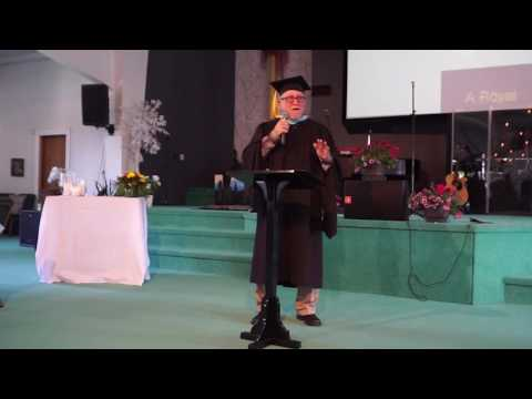 Horizon College of Ministry 2017 Commencement - Pastor Mike Banks