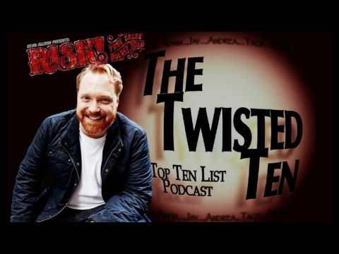 TTT - Episode 48 - Kevin Allison with The Top Ten Most Memorable Stories from RISK! Podcast