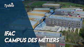 IFAC - Formation, apprentissage, alternance, Campus des métiers à Brest - TYDEO EDUC