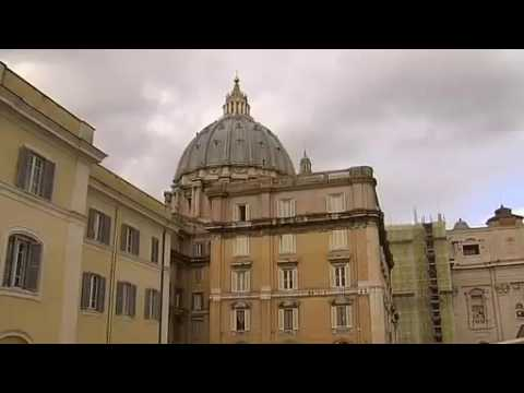 Sky News Report on the Vatican's Solar Panels - with Jon Dee