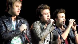 "Gambar cover Anthem Lights ""My Jesus I Love Thee"" live at the Dixie Fair in Winston-Salem, NC 10/5/11"