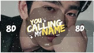 ⭐️ [8D AUDIO] GOT7 - YOU CALLING MY NAME  | BASS BOOSTED | [USE HEADPHONES 🎧] 니가 부르는 나의 이름