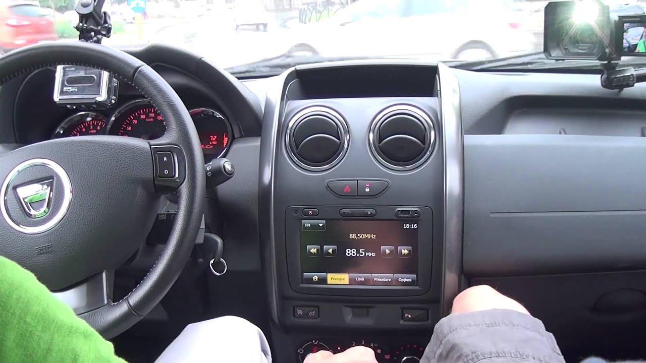 Dacia duster 2014 youtube for Interni dacia duster 2014