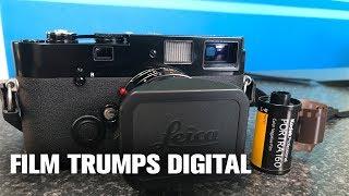 Leica - Film vs Digital