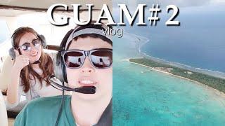 괌VLOG#2ㅣ 괌여행 브이로그,괌맛집추천,경비행기,스…