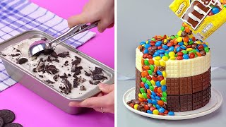 The Best Oreo Chocolate Cake Hacks | So Yummy Cake Tutorials | Dessert Recipes