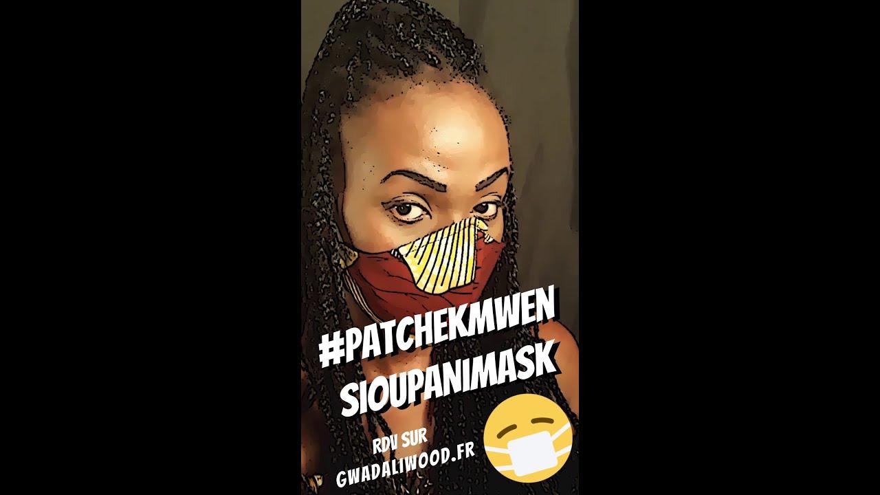 #PaTcheckMwenSiOuPaNiMaskAw Challenge : Chérie