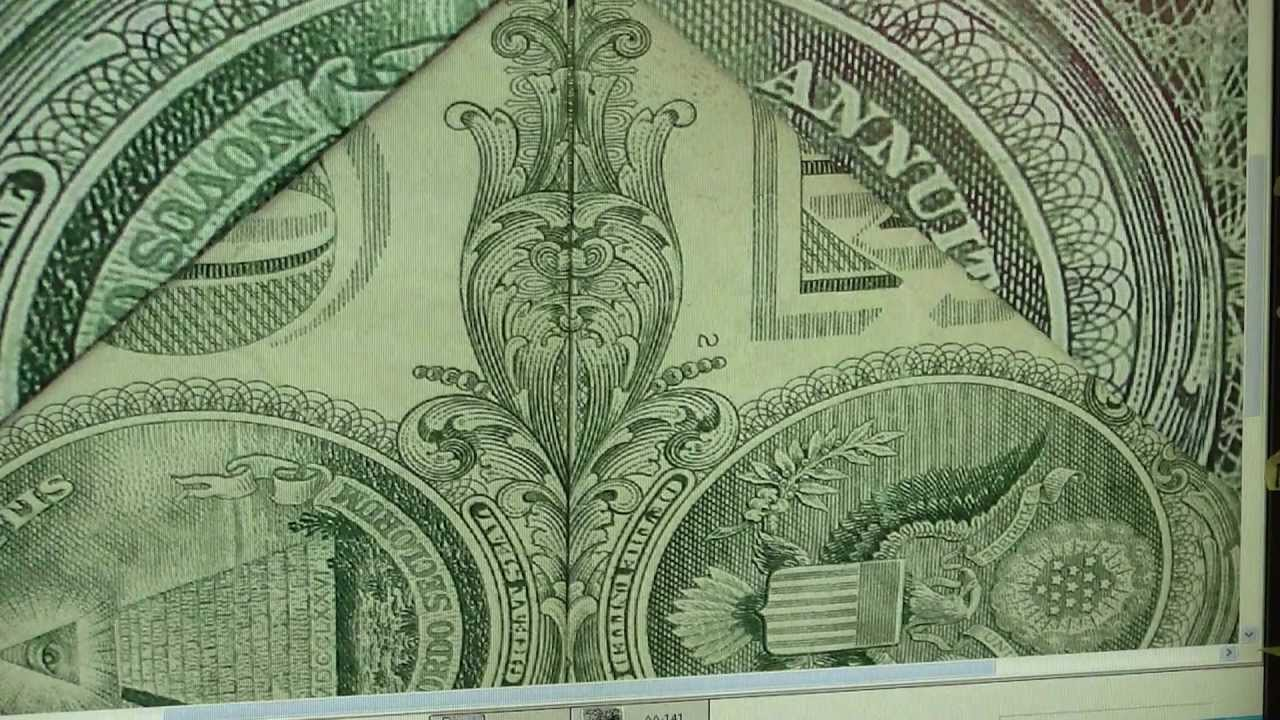 OBAMA ANTICHRIST & PICTOGRAPHS PLACED ON $1BILL BY ALIENS ...Dollar Bill Secrets Alien