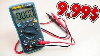 Отличный мультиметр ZT102  ЗА 9,99$ ИЗ КИТАЯ!