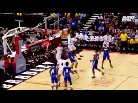 Top Chicago recruit with poster jam