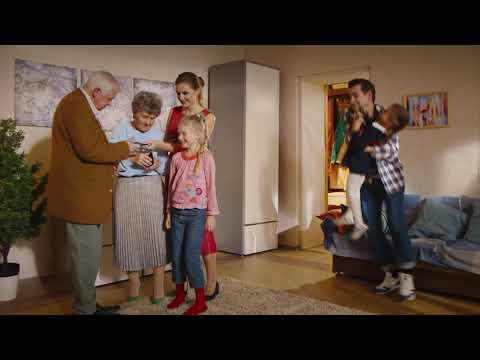 Традиции объединяют поколения!