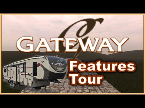 Heartland Gateway RV 2016 5th Wheel Features Tour Video Review