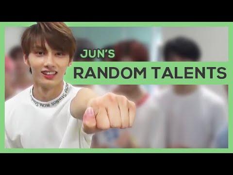 Jun's Random Talents