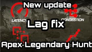 Apex Legends (100%) working Lag Fix